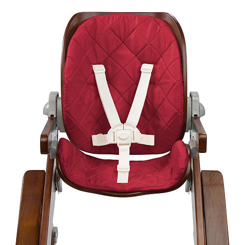 Summer Infant Bentwood High Chair Seat Cushion - Country Time Cranberry