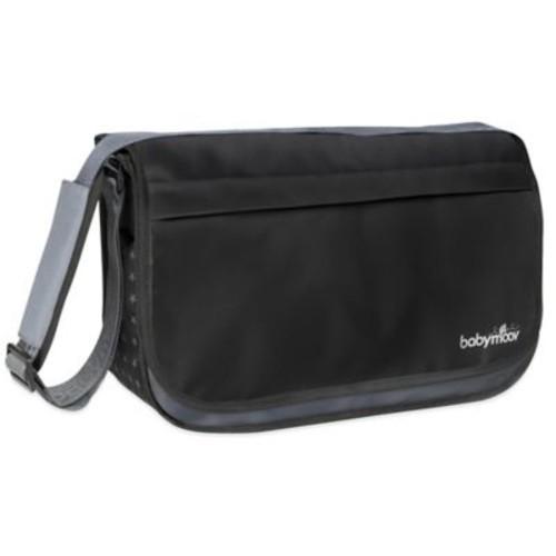 babymoov Messenger Diaper Bag in Black
