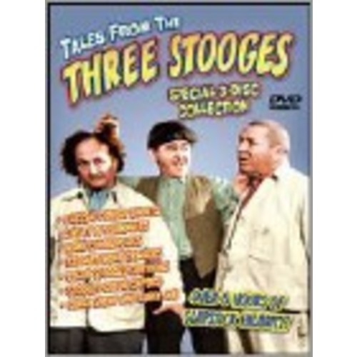 The Three Stooges [Collector's Set] [3 Discs] [DVD]