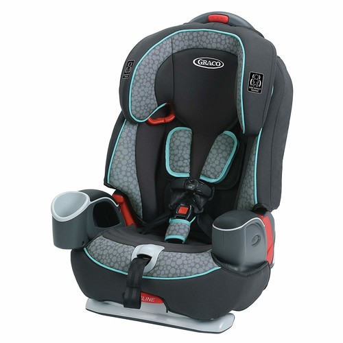 Graco Nautilus 65 3-in-1 Harness Booster Car Seat, Sully [Sully]