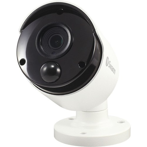 Swann Communications 5MP Camera with True Detect PIR Thermal Sensing Technology, Model# SWPRO-5MPMSB-US  For Use with Swann DVR-4980 Series Security System