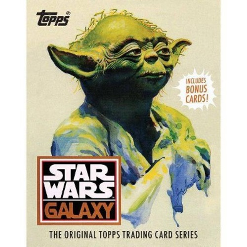 Star Wars Galaxy : The Original Topps Trading Card Series