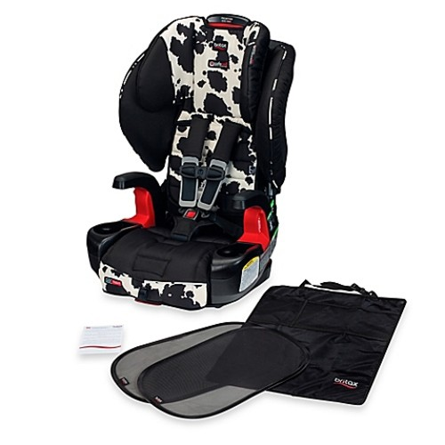 BRITAX Frontier ClickTight XE Series Harness-2-Booster Seat in Cowmooflage
