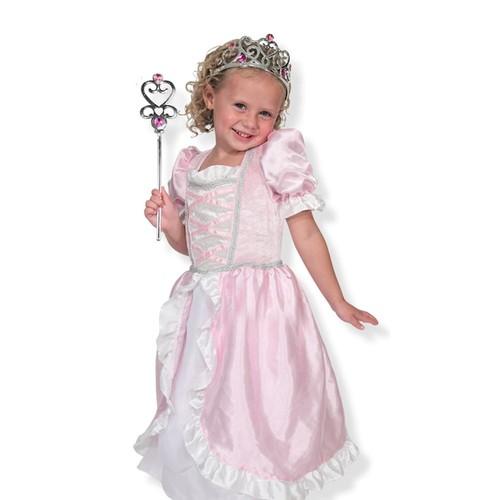 Melissa & Doug Princess Role Play Costume Set