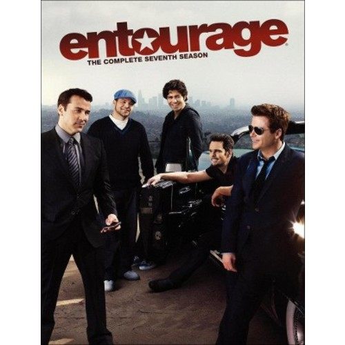 Entourage: The Complete Seventh Season [2 Discs] [DVD]