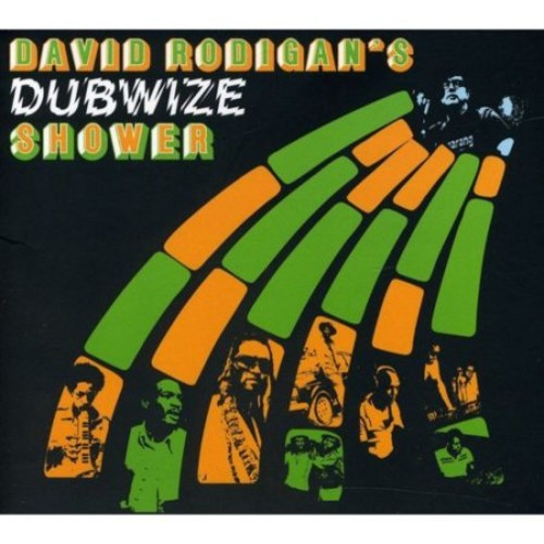David Rodigan's Dubwize Shower [CD]
