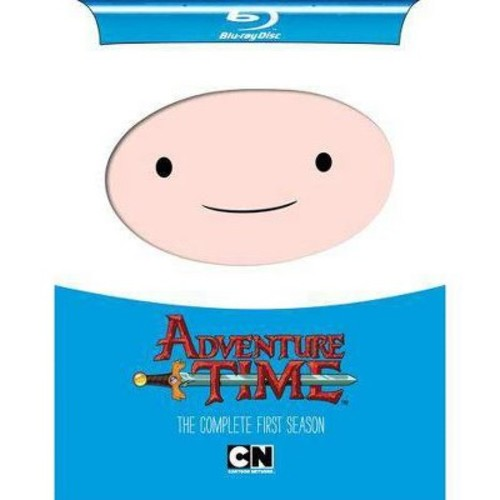 Adventure Time: The Complete First Season [Blu-ray]