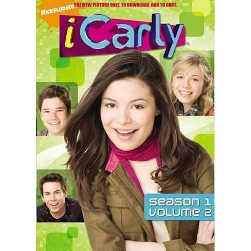 iCarly Season 1 Vol. 2 (DVD)