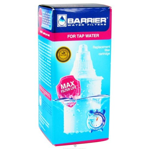 Barrier Water Filters - Water Pitcher Filter Replacement - 1 Pack