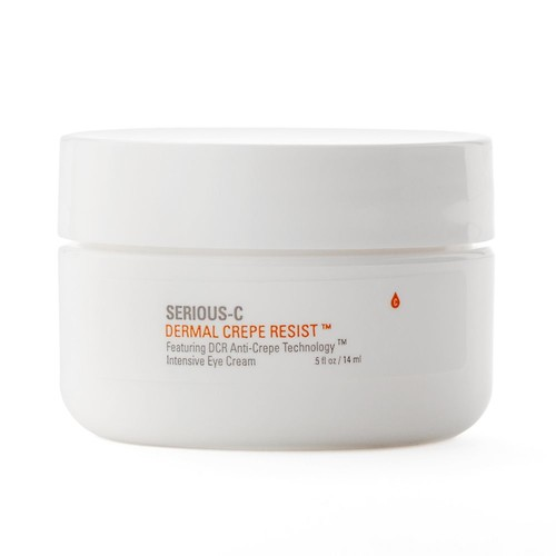 Serious Skincare Dermal Crepe Resist Intensive Eye Cream