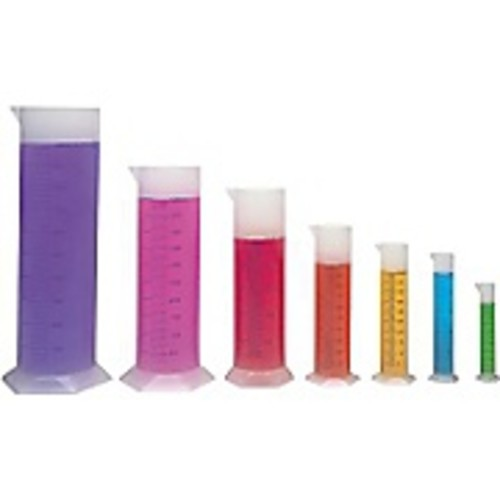 Learning Resources Graduated Cylinder 7 Piece Set