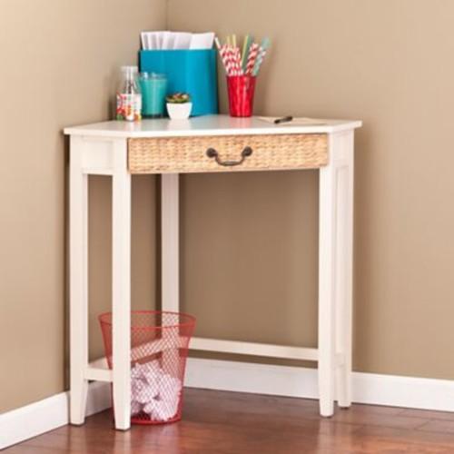 Southern Enterprises Panama Corner Desk (HO6742)