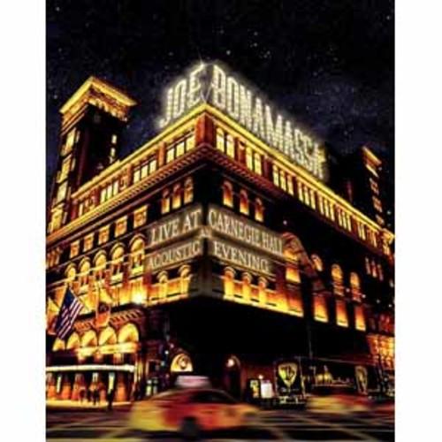 Joe Bonamassa: Live at Carnegie Hall: An Acoustic Evening [Blu-Ray]