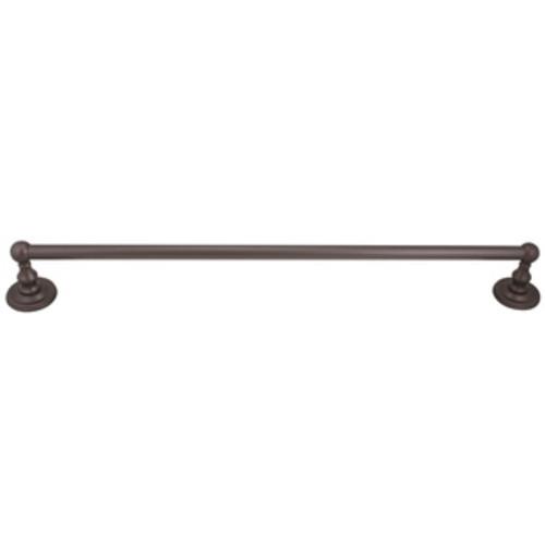 Wynd 816 Series 24-inch Old Bronze Towel Bar