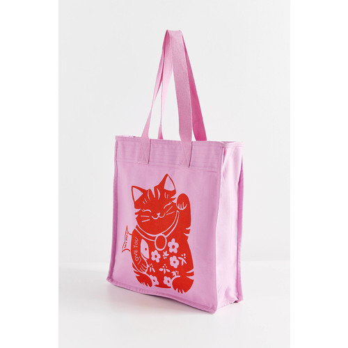 Lucky Cat Tote Bag [REGULAR]