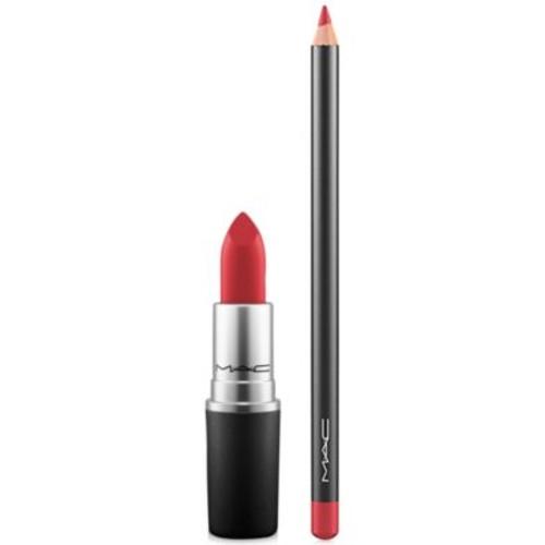 MAC Russian Red Lip Duo