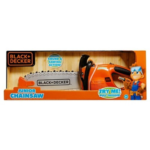 BLACK+DECKER Chainsaw