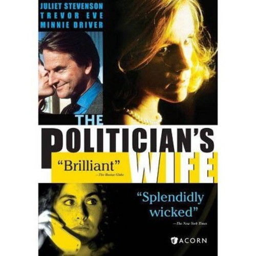 The Politician's Wife [DVD] [1995]