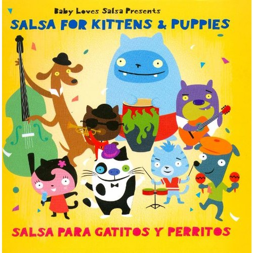 Baby Loves Salsa [CD]