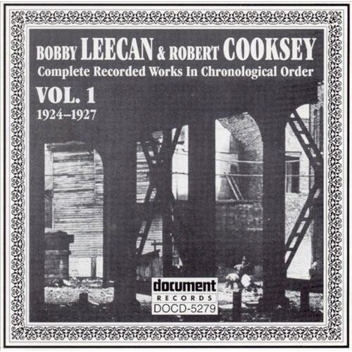 Complete Works in Chronological Order, Vol. 1 (1924-27) [CD]