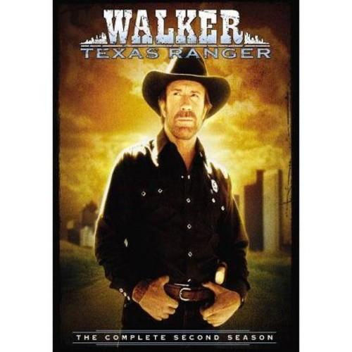 Walker, Texas Ranger: The Complete Second Season (Full Frame)