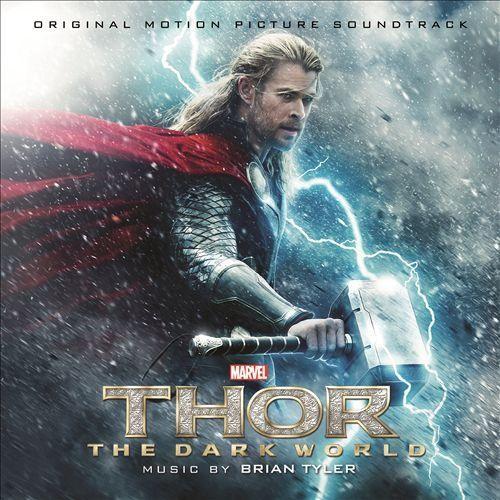 Thor: The Dark World [Original Motion Picture Soundtrack] [CD]