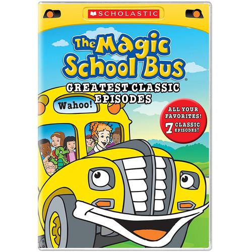 Magic School Bus: Greatest Classic Episodes (DVD)