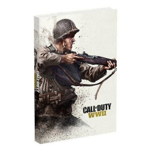 Call of Duty WWII : Prima Collector's Edition Guide (Collectors) (Hardcover)