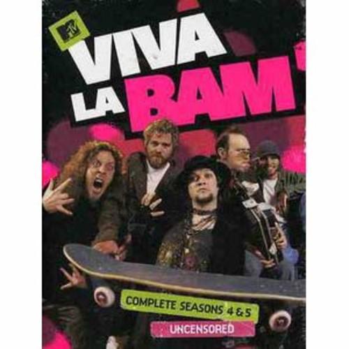 Viva la Bam: Complete Season 4 & 5 - Uncensored [3 Discs]