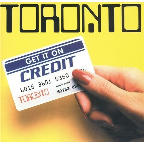 Get It On Credit (can) CD (2009)