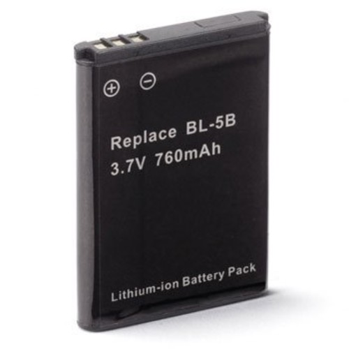 Minox Lithium-Ion Rechargeable Battery 3.7v for the DCC LEICA M3 5.0 Digital Camera