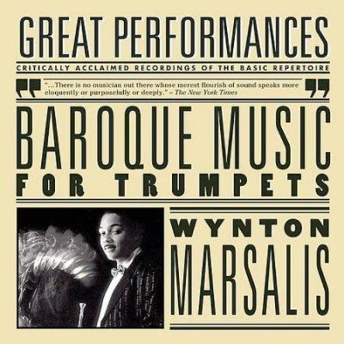 Wynton Marsalis - Baroque Music for Trumpets