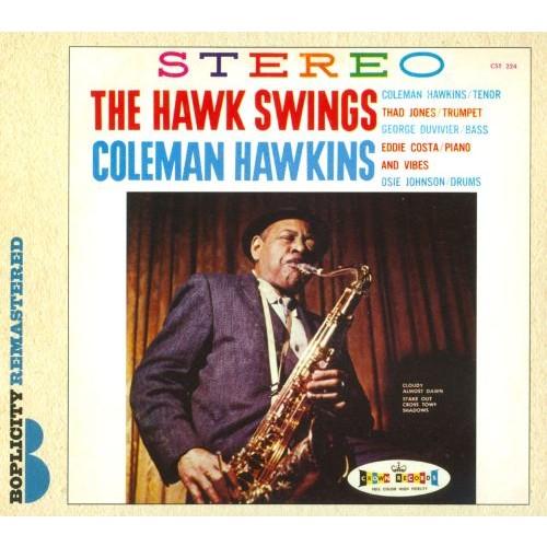 The Hawk Swings [CD]