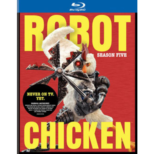 Robot Chicken: Season 2 (DVD)