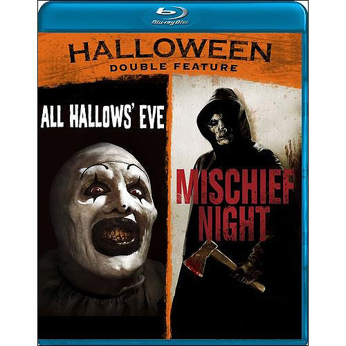 Halloween Double Feature: All Hallows' Eve / Mischief Night (Blu-ray) (Widescreen)