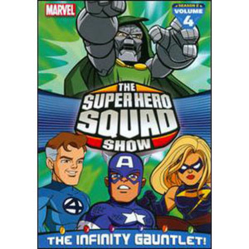 The Super Hero Squad Show: The Infinity Gauntlet - Season 2, Vol. 4