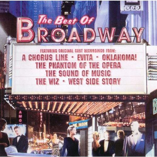 Best of Broadway [Rhino] [CD]
