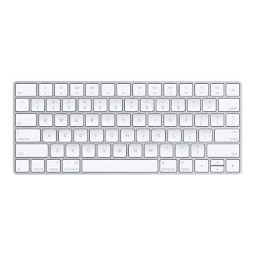 Apple Magic White Bluetooth Keyboard
