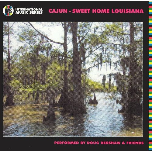 Cajun: Sweet Home Louisiana [CD]