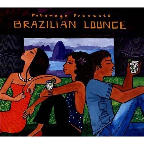 Putumayo Presents: Brazilian Lounge [CD]