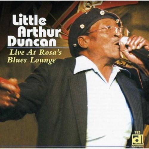 Live at Rosa's Blues Lounge [CD]