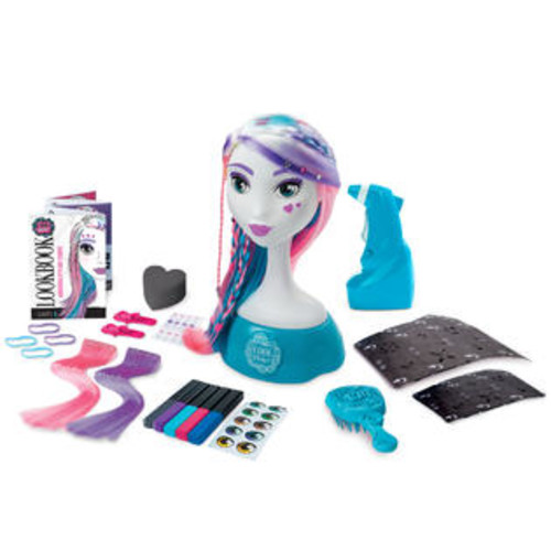 Spin Master Cool Maker Airbrush Hair and Makeup Styling Studio Kit