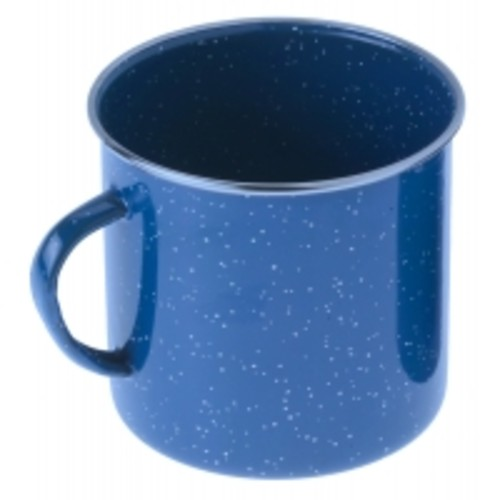 GSI Pioneer Cup - 18 oz gsi0151-Blue, Color: Blue, Product Weight: 5.7 oz, 162 g, Capacity: 18 fl oz / 532 mL,