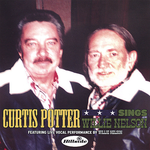 Curtis Potter Sings Willie Nelson [CD]