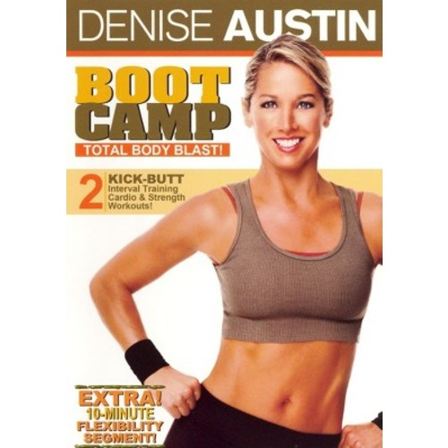Denise Austin: Boot Camp - Total Body Blast DDS2.0