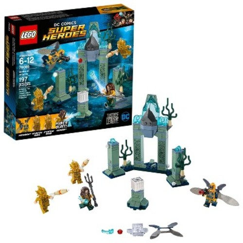 LEGO DC Comics Justice League Super Heroes Battle of Atlantis 76085