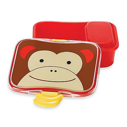 SKIP*HOP Zoo Lunch Kit in Monkey
