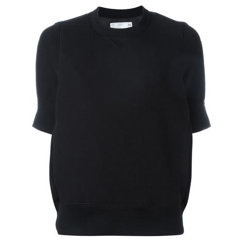 SACAI Short Sleeved Sweatshirt
