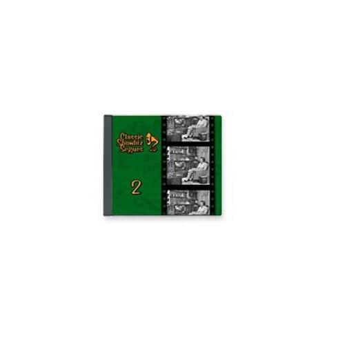 Sound Ideas Classic Showbiz Segues 2 Royalty-Free Audio CD M-SI-CLSHW-2