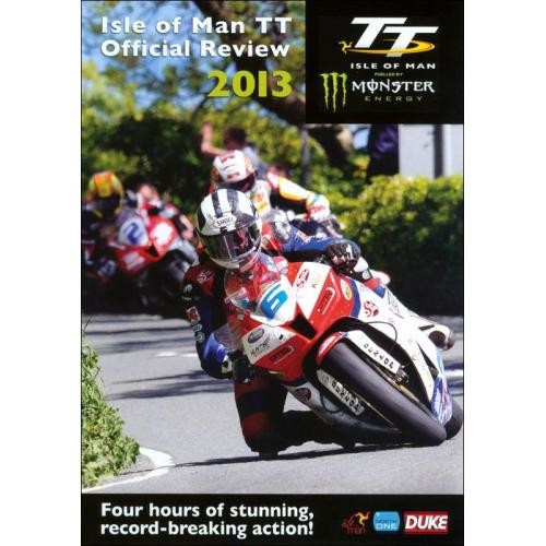Isle of Man TTicial Review [DVD] [English] [2013]